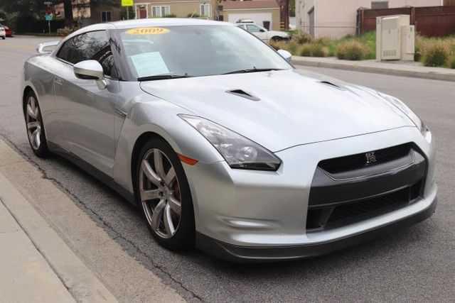 Nissan GT-R 2009 $49995.00 incacar.com
