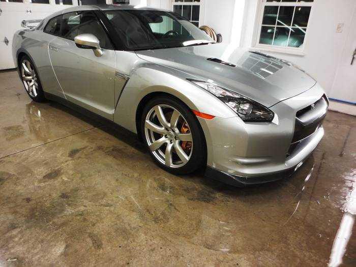 Nissan GT-R 2009 $70977.00 incacar.com
