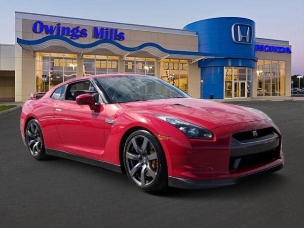 Nissan GT-R 2009 $51960.00 incacar.com