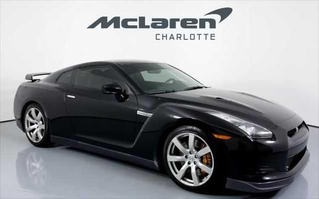Nissan GT-R 2009 $57996.00 incacar.com