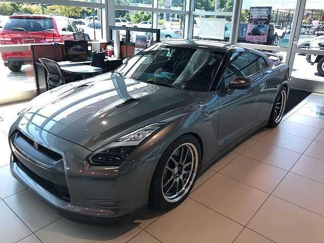Nissan GT-R 2010 $61891.00 incacar.com