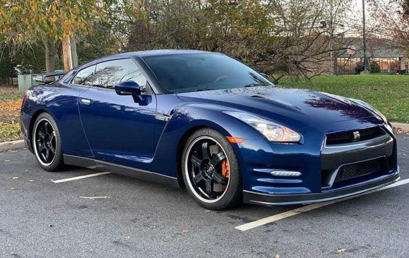 Nissan GT-R 2014 $44000.00 incacar.com
