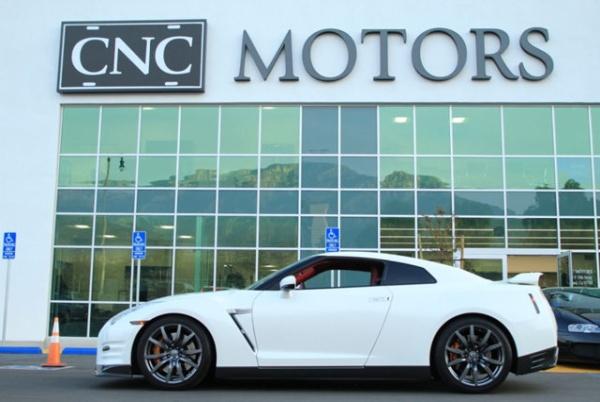 Nissan GT-R 2014 $75999.00 incacar.com