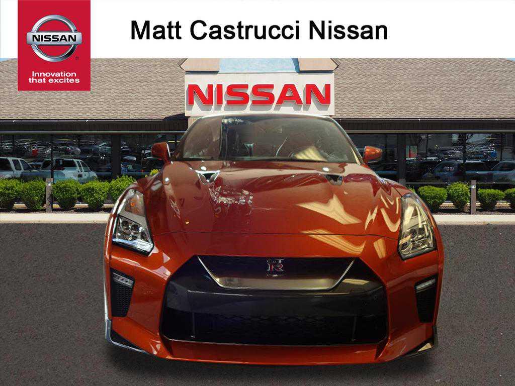 Nissan GT-R 2017 $111994.00 incacar.com