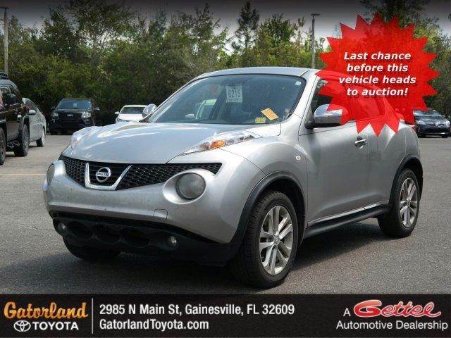 Nissan Juke 2011 $7994.00 incacar.com