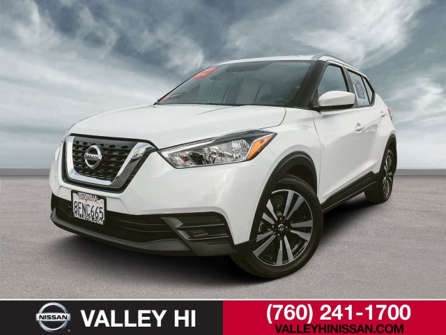 Valley Hi Nissan >> 2018 Nissan Kicks 19991 00 For Sale In Victorville Ca