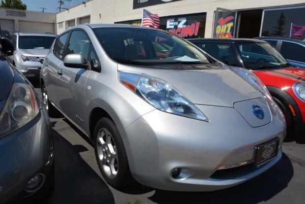 Nissan LEAF 2011 $4500.00 incacar.com