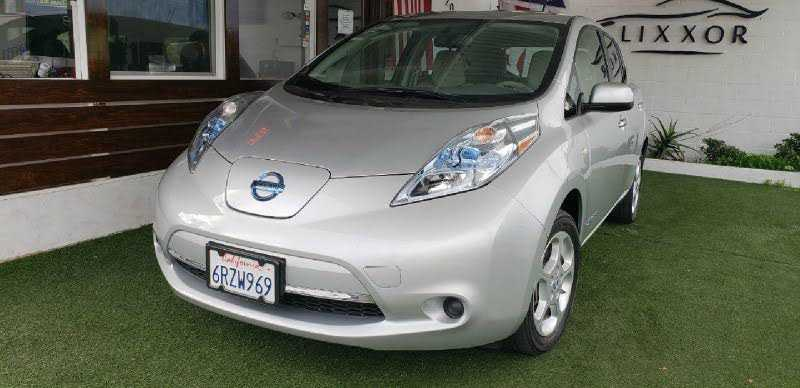 Nissan LEAF 2011 $3500.00 incacar.com