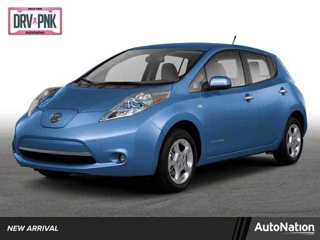 Nissan LEAF 2012 $7920.00 incacar.com