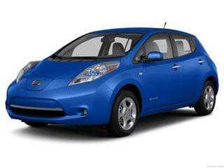 Nissan LEAF 2013 $10385.00 incacar.com