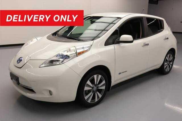Nissan LEAF 2013 $10280.00 incacar.com