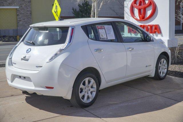 Nissan LEAF 2013 $9589.00 incacar.com