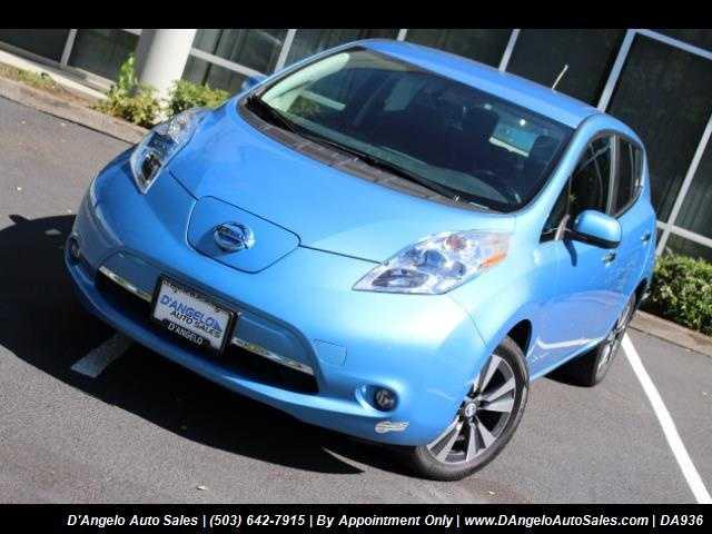 Nissan LEAF 2014 $12800.00 incacar.com