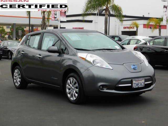 Nissan LEAF 2016 $13968.00 incacar.com