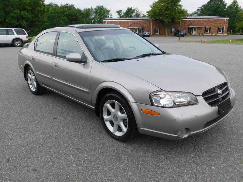 Nissan Maxima 2001 $3290.00 incacar.com