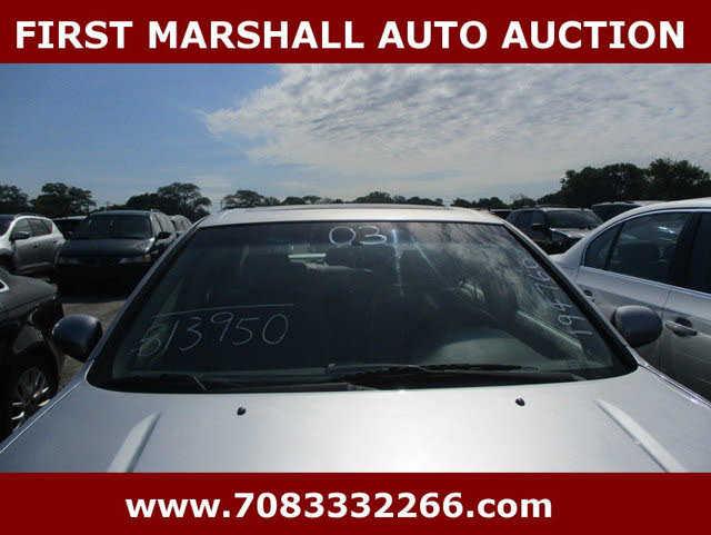Nissan Maxima 2003 $900.00 incacar.com