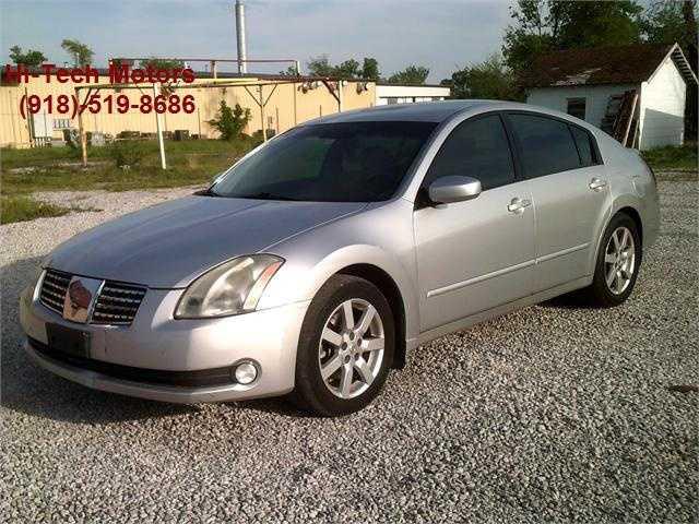 Nissan Maxima 2004 $4500.00 incacar.com