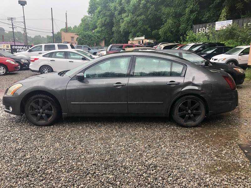 Nissan Maxima 2006 $1700.00 incacar.com
