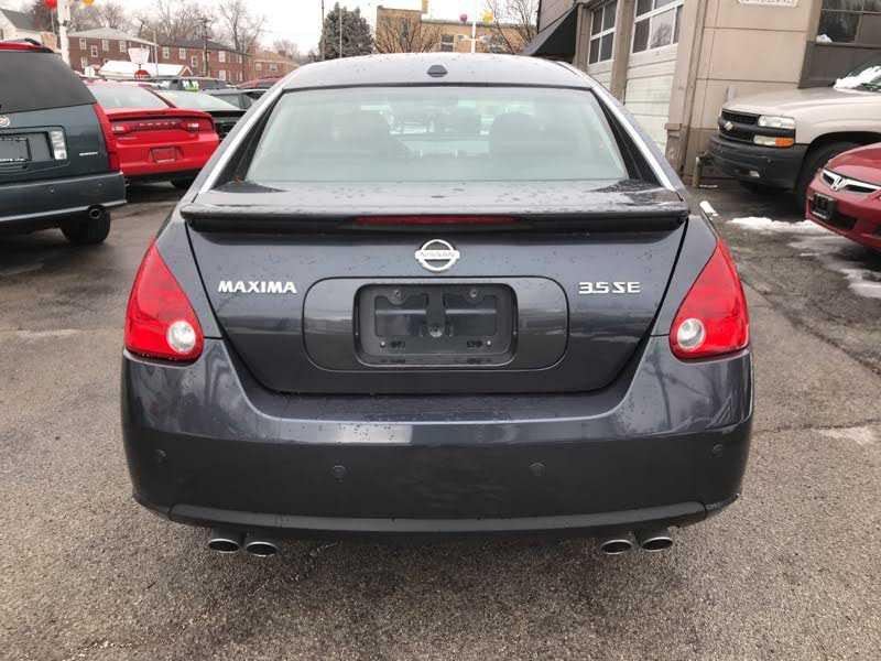 Nissan Maxima 2008 $5995.00 incacar.com
