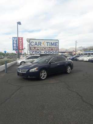 Nissan Maxima 2012 $14495.00 incacar.com