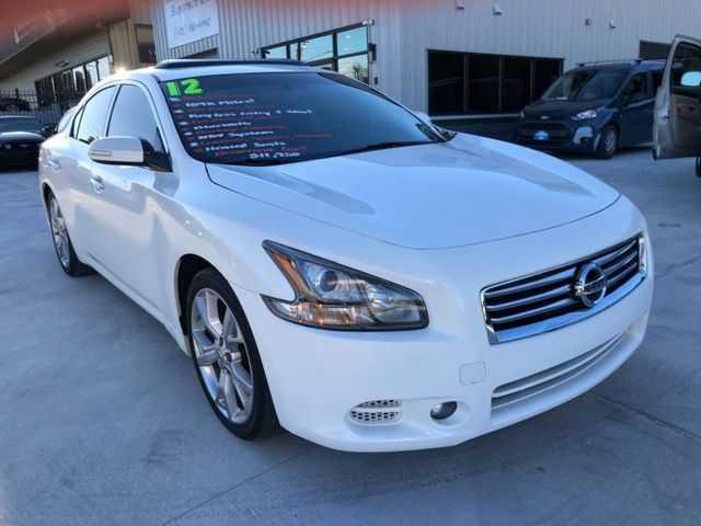 Nissan Maxima 2012 $10950.00 incacar.com