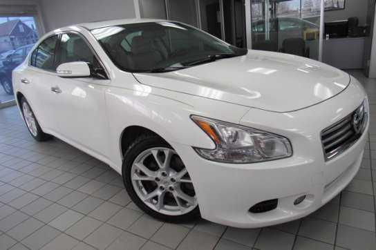 Nissan Maxima 2013 $13499.00 incacar.com