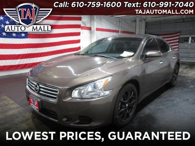 Nissan Maxima 2014 $13995.00 incacar.com