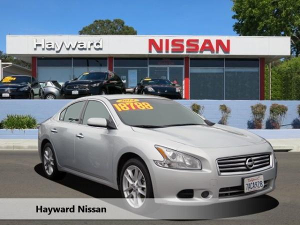 Nissan Maxima 2014 $12995.00 incacar.com
