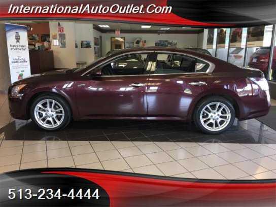 Nissan Maxima 2014 $11995.00 incacar.com