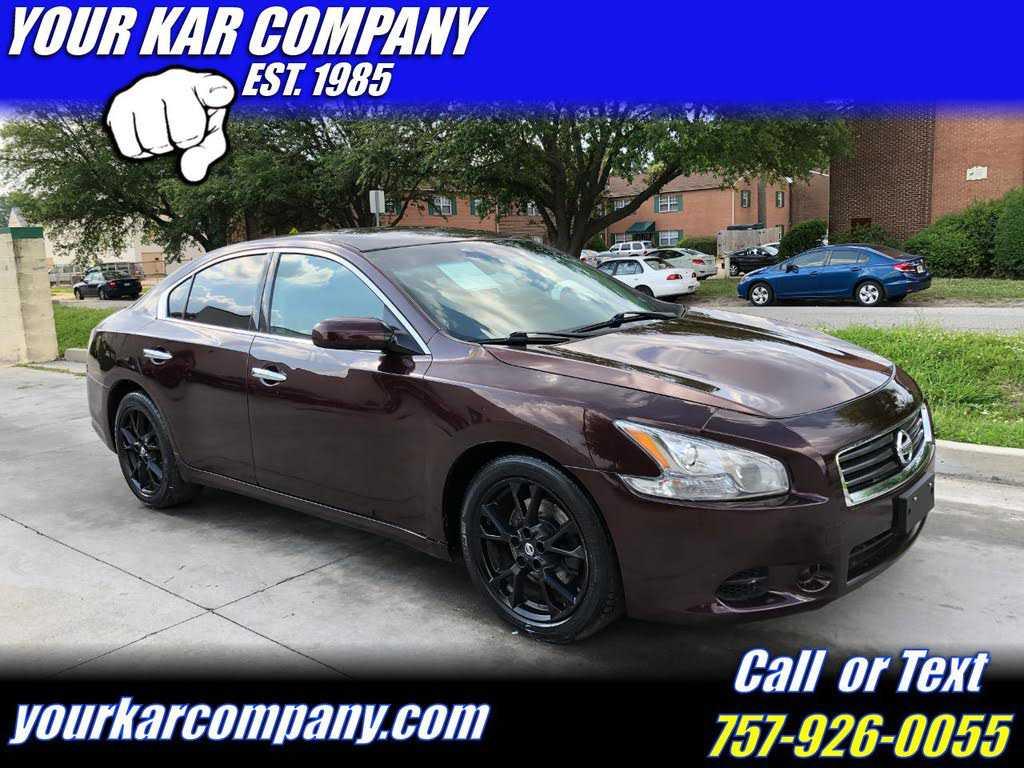 Nissan Maxima 2014 $13499.00 incacar.com
