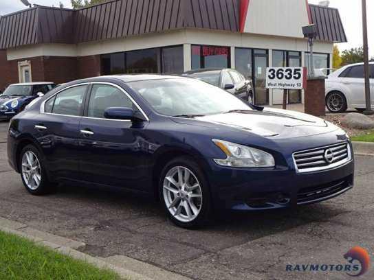 Nissan Maxima 2014 $9884.00 incacar.com