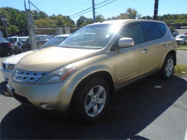 Nissan Murano 2003 $3500.00 incacar.com