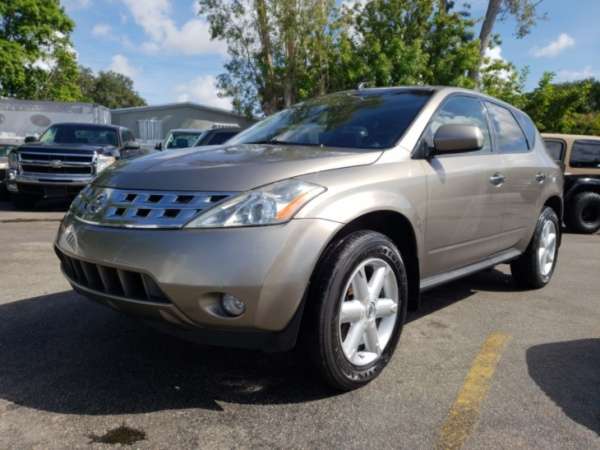 Nissan Murano 2003 $3490.00 incacar.com