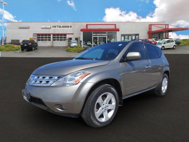 Nissan Murano 2004 $8995.00 incacar.com