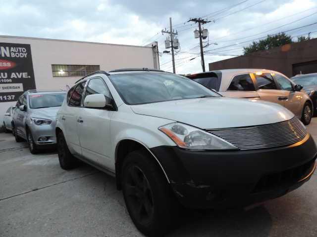 Nissan Murano 2004 $999.00 incacar.com