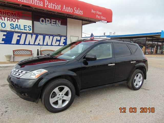 Nissan Murano 2005 $500.00 incacar.com