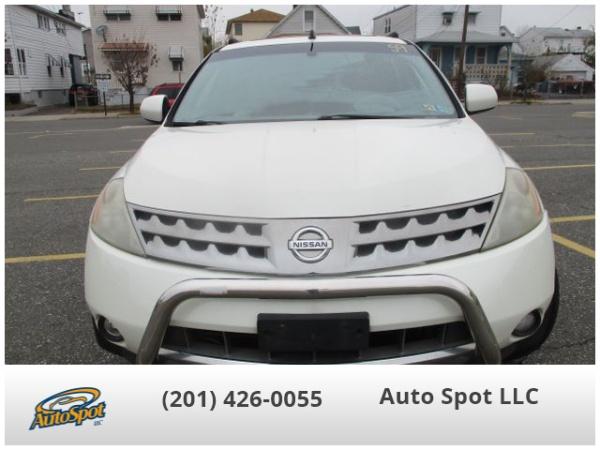 Nissan Murano 2006 $3799.00 incacar.com