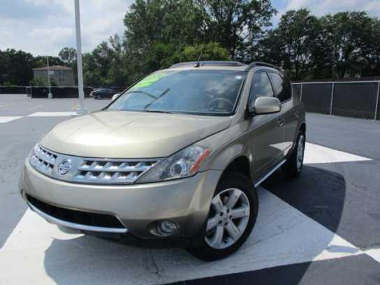 Nissan Murano 2006 $4856.00 incacar.com