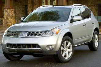Nissan Murano 2007 $8495.00 incacar.com