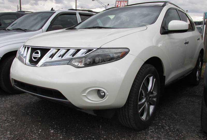 Nissan Murano 2009 $5499.00 incacar.com