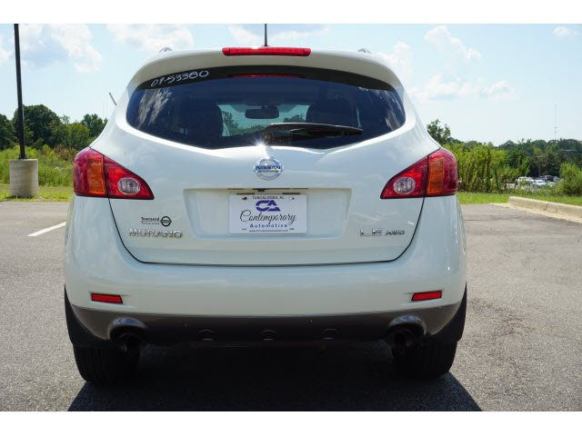 Nissan Murano 2009 $7977.00 incacar.com