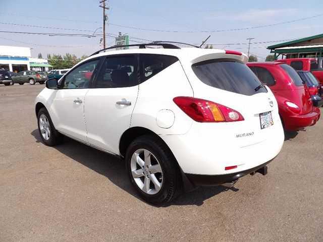 Nissan Murano 2009 $6977.00 incacar.com