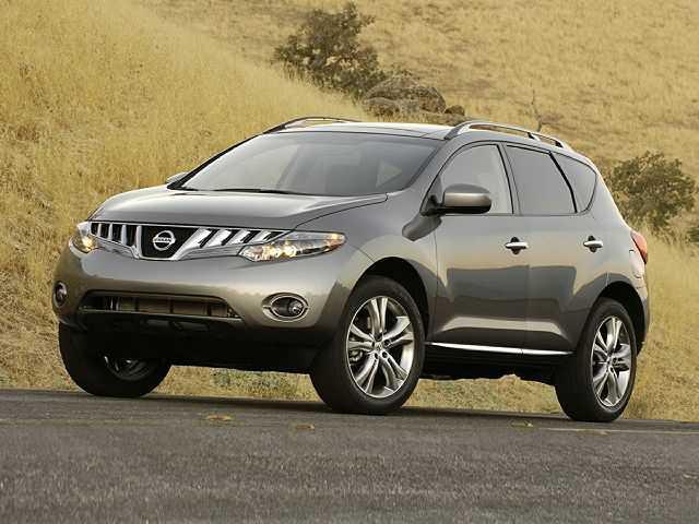 Nissan Murano 2009 $8650.00 incacar.com