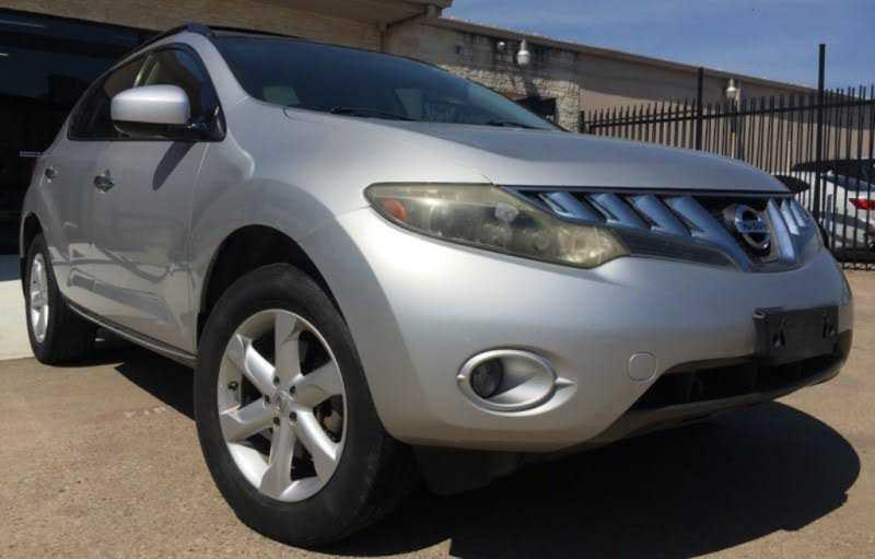 Nissan Murano 2009 $3797.00 incacar.com