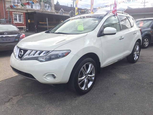 Nissan Murano 2010 $9970.00 incacar.com