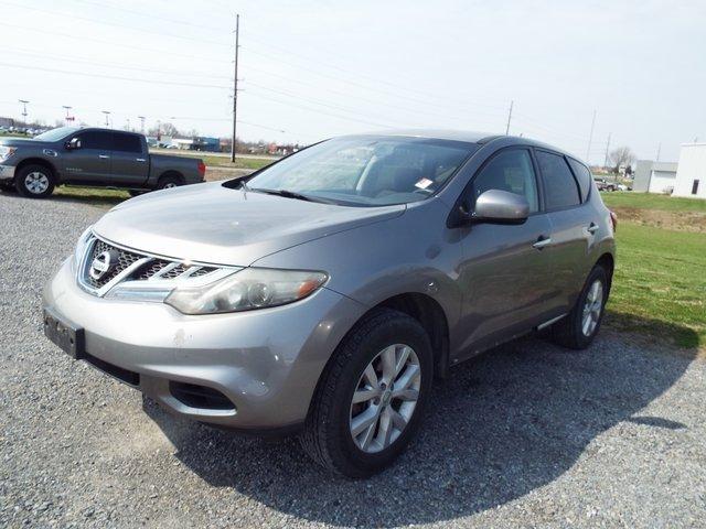 Nissan Murano 2011 $9732.00 incacar.com