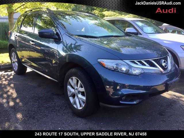 Nissan Murano 2012 $13043.00 incacar.com