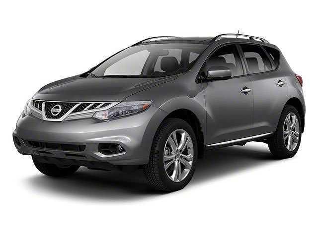 Nissan Murano 2013 $14405.00 incacar.com