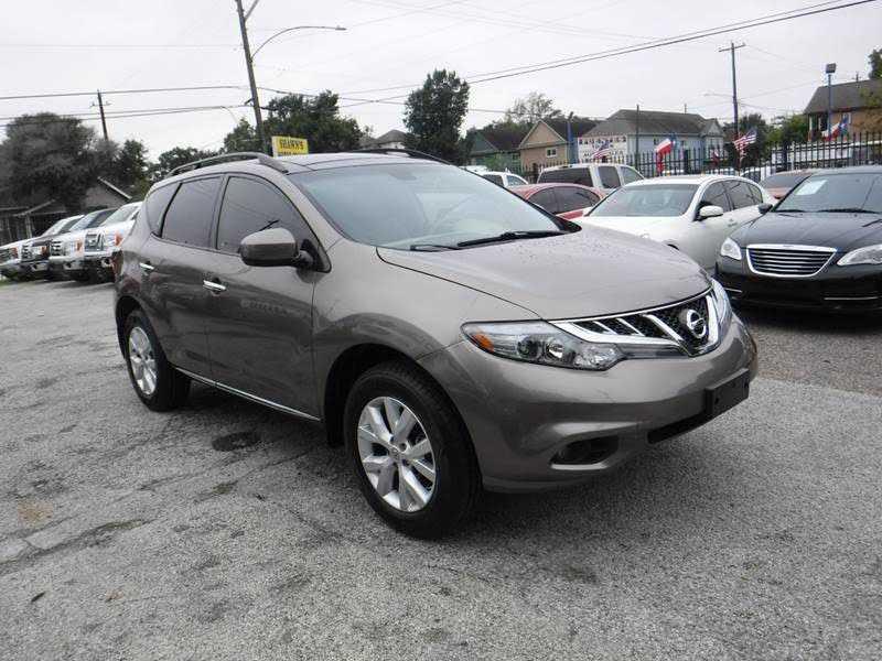 Nissan Murano 2014 $14995.00 incacar.com
