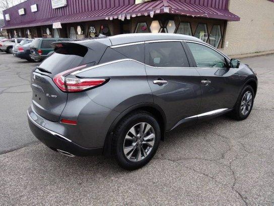 Nissan Murano 2015 $26995.00 incacar.com